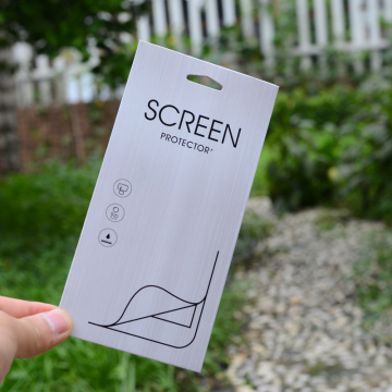 Tempered Glass Screen Protector box