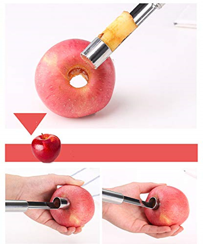 18/10 Contracted Fruit Core Seed Remover