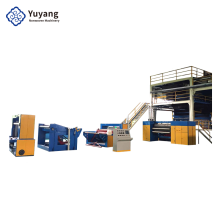 Non woven machine in new style