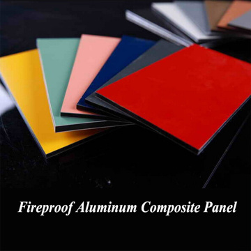 Aluminum Composite Panel for Fire Rating