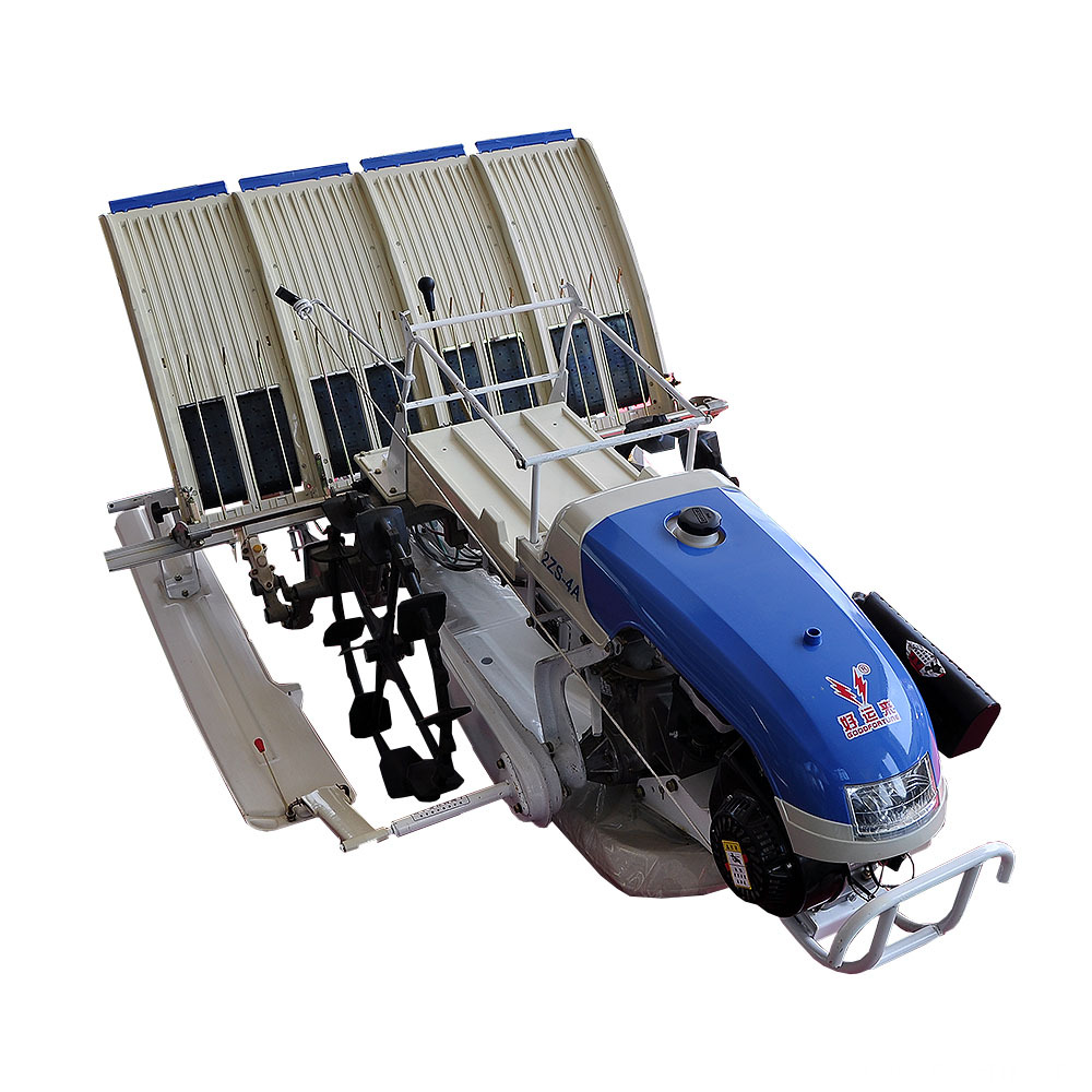 Small seed planter rice planting machine
