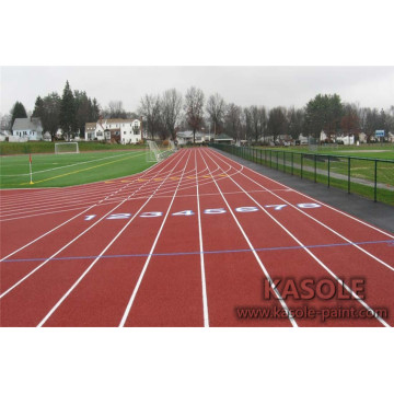 mixed type Running Track Flooring