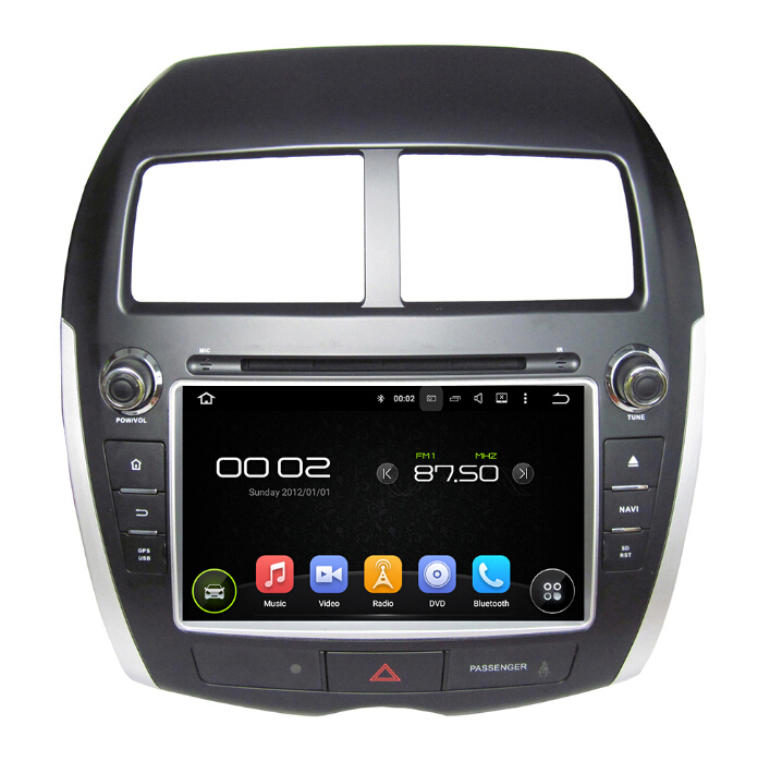 Car DVD Player for Mitsubishi ASX