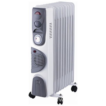 portable electric oil filled heater