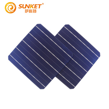 High Efficiency Silicon Mono Solar Cells calculator