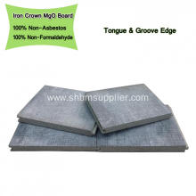 Moistureproof Flame-resistant 12mm Magnesium Oxide Board