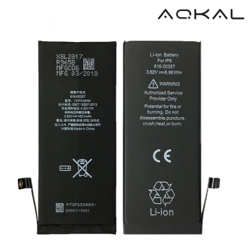 Nuova batteria iPhone 8 Li-ion originale TI IC