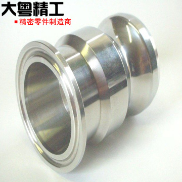Machining and Processing Aluminum Cylinder and Cartridge