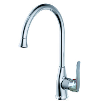 Quality new style brass single-hole kitchen sink faucet
