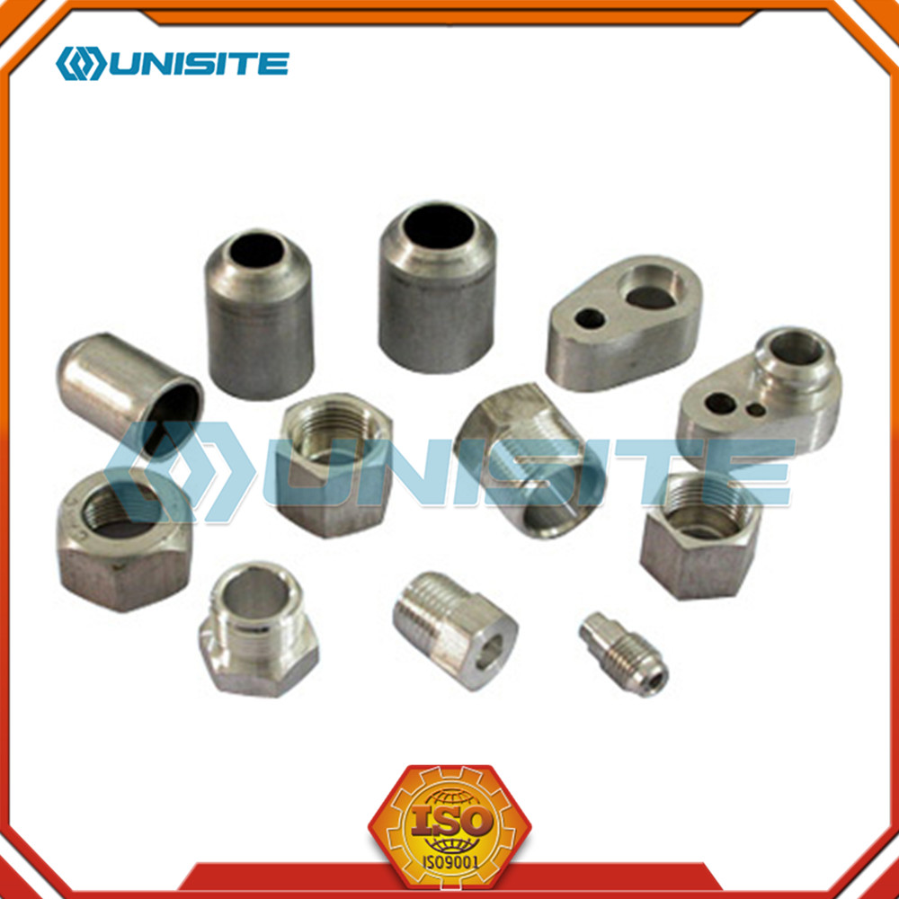 Custom Steel Machine Parts