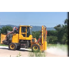 Safety Device Piling Machine