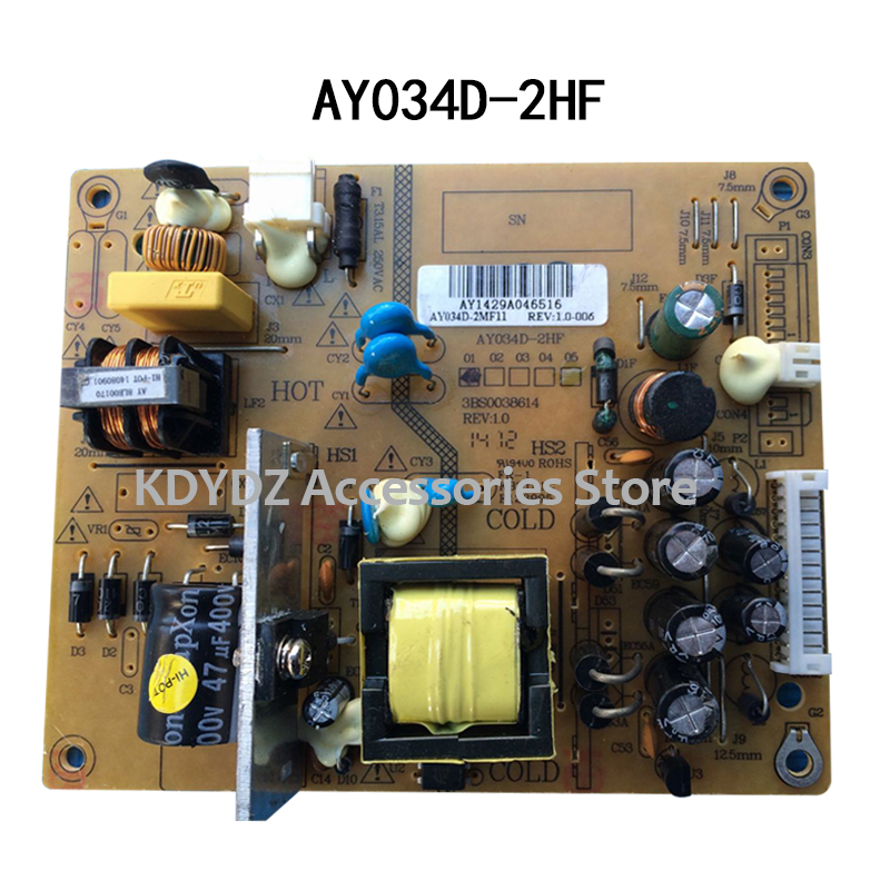 free shipping Good test power board for LED24B1000C AY034D-2HF 3BS0038614