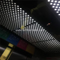 Powder Coated Perforated Metal Sheet as Ceiling