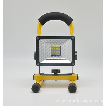 3 modes outdoor waterproof led portable flood light