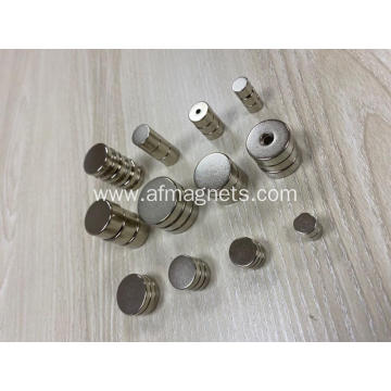 Nickel Plated Neodymium Magnets