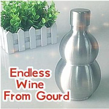 Endless Wine From Gourd,gimmick,illusion,mentalism,accessories,stage magic tricks,comedy,Magia Toys,Joke,Classic Magie