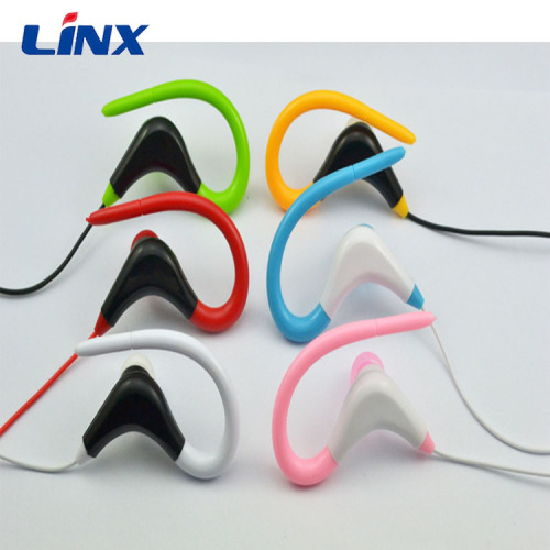 Top Sale Earhook Earphone for Promotion