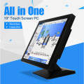 Yanling OEM 15 Inch All In One Computer Intel i5 4210u Dual Core Multi Point Touch Capacitive Screen Panel PC