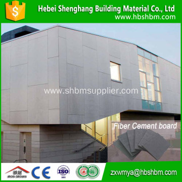 High Density Fireproof Fiber Cement Board