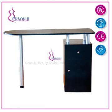 Hot sale nail table black