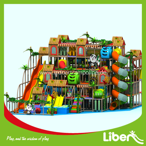 Indoor Playset Structure for sale