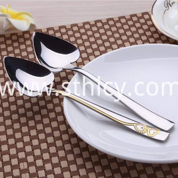 Stainless Steel Spoon For Honey