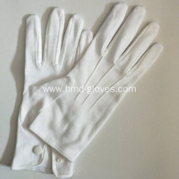 Cotton Gloves For Outside Area