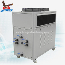6HP Industrial air-cooled water chillers