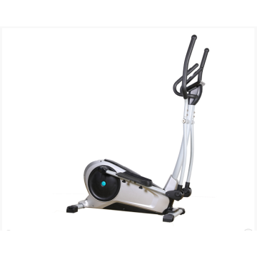 Body fit magnetic flywheelcross trainer indoor motor bike