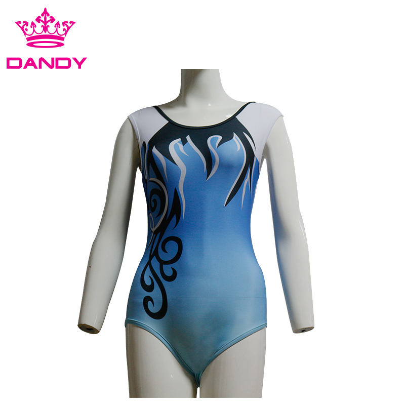 gymnastics training leotards
