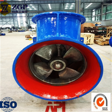 PRC Horizontal Axial Flow Pump