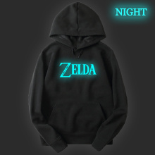 New The Legend of Zelda Toddler Baby Girls Outfits Hoodies Kids Boys Sweatshirts Children Autumn Winter Thick Luminous Clothes
