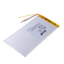 3 line Tablet pc 3285170 3.7V 6000MAH polymer lithium ion battery battery for tablet pc 7 inch 8 inch 9inch 3285168 3085170