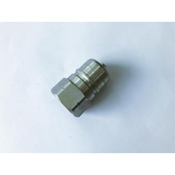 ZFJ3-4040-00N ISO7241-1B carton steel nipple