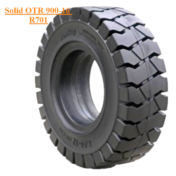 Industrial Off The Road Solid Tire 9.00-16 R701