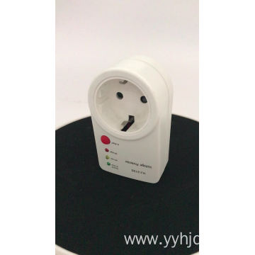 EU Plug 3300W-15A Household Voltage Protector