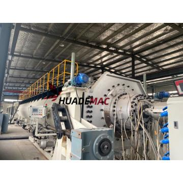 HDPE 630-1200mm PE Pipe Production Line