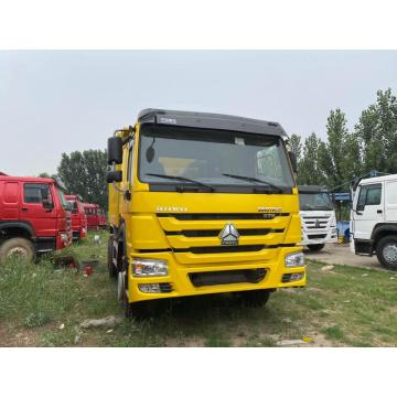 Tipper truck 6*4 dump truck engine