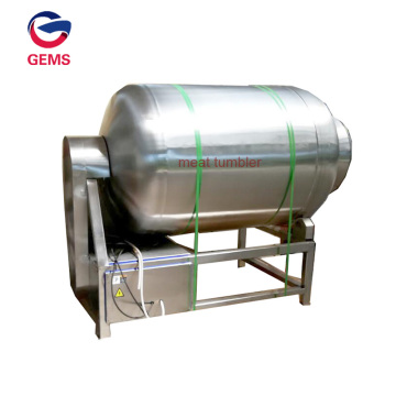 Vacuum Meat Tumbling Salting Meat Seasoning Machine