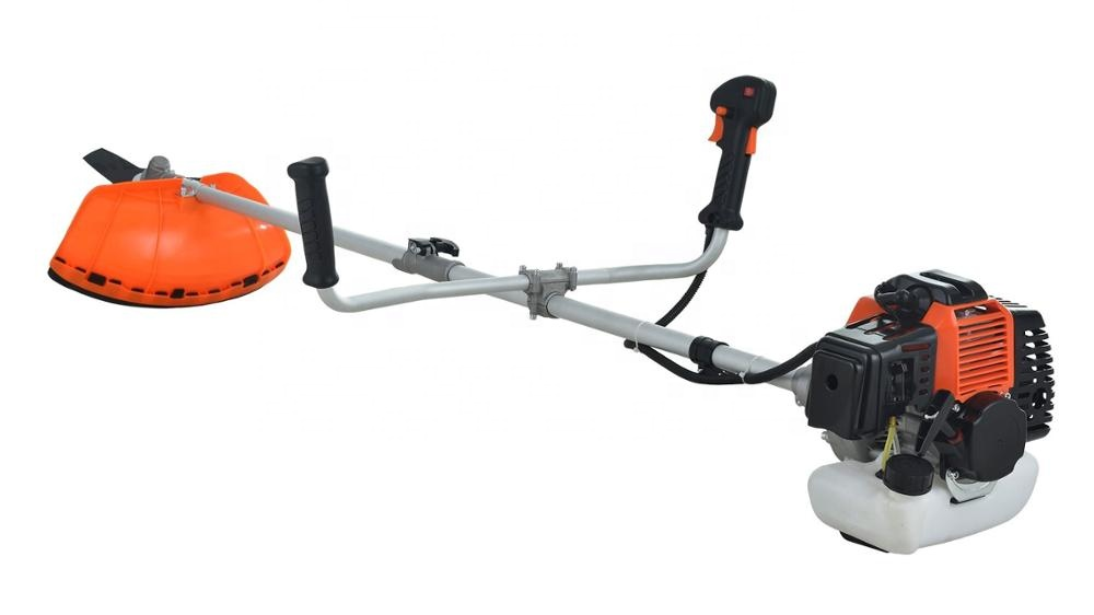 52cc side pack petrol brush cutter