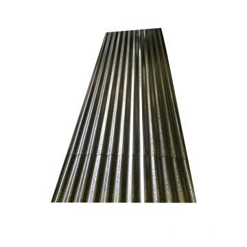 Corrugated Galvanized Steel Plate Zinc Roof Sheet Price