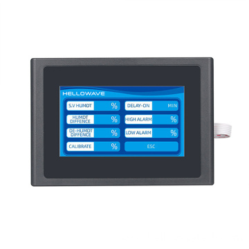 Hellowave Humidity Control System Development