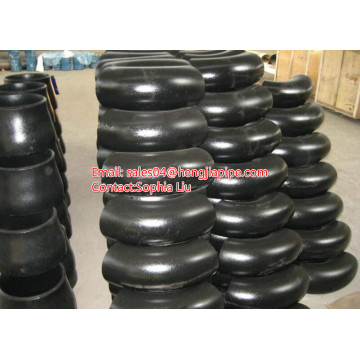 carbon steel BW seamless fittings elbow