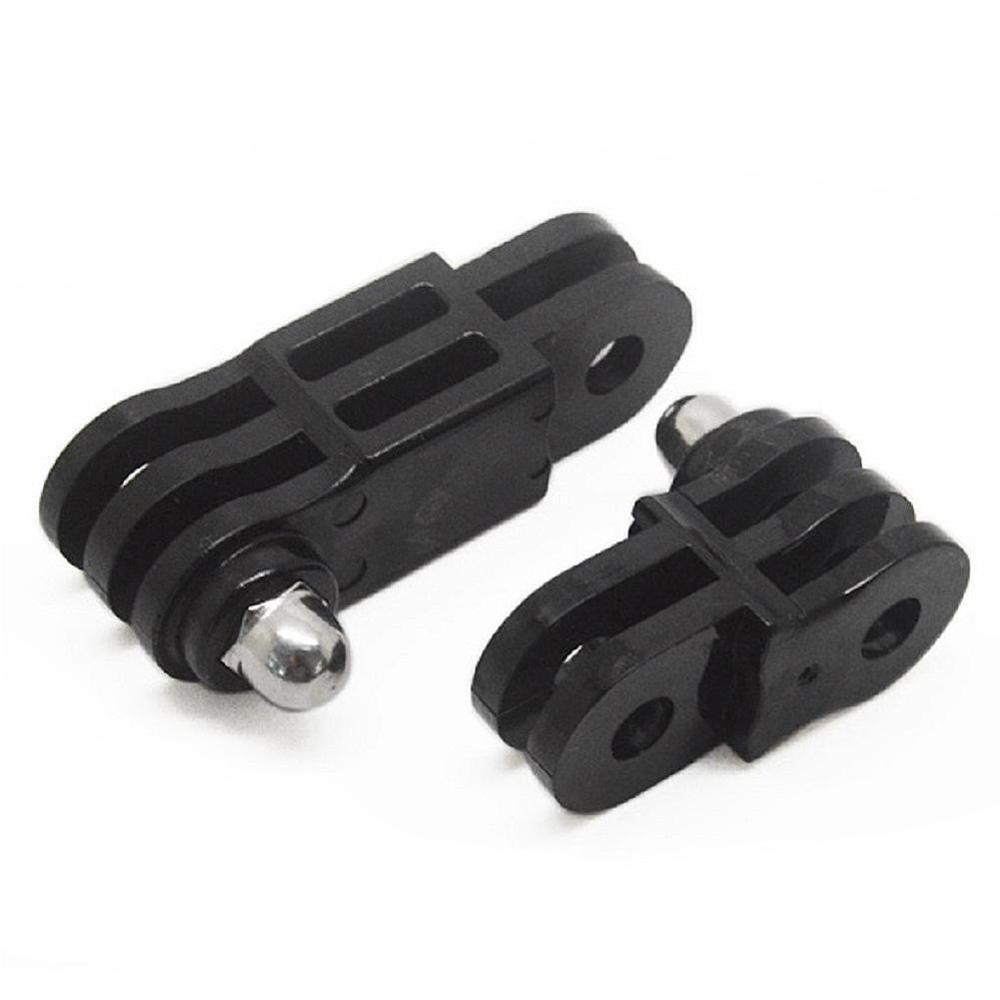 Universal Bracket Accessory Extension Rod Mount Set 2 Action Sports Camera Accessories For Gopro Hero 1 2 3 3+ 4