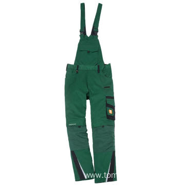 Fashionable Customized Bib Overalls Men Work Pants
