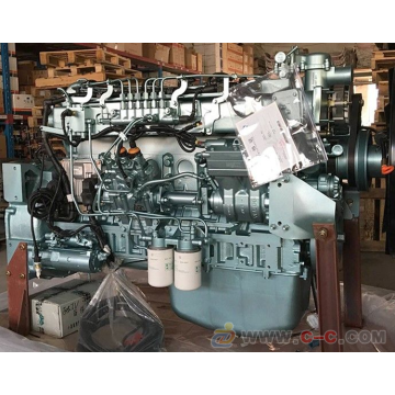 HOWO WD615 Serial Engine Assy