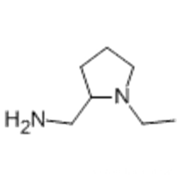 2-(Aminomethyl)-1-ethylpyrrolidine CAS 26116-12-1