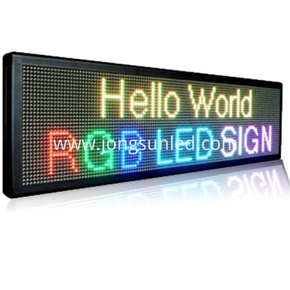 Led Message Display 11