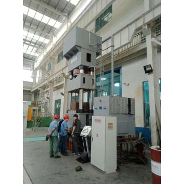160tons Metal Stamping Deep Drawing Universal Hydraulic Power Press