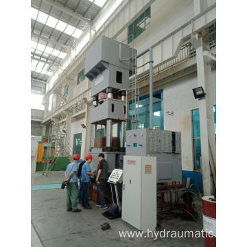 800T Four-column Hydraulic Press